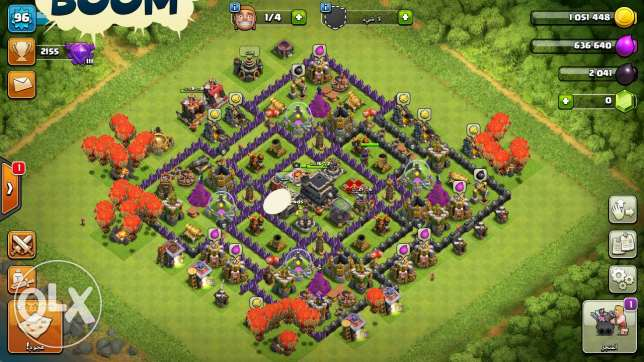 Clash of clans 9th