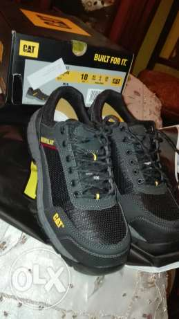 Cat safety shoes سيفتى شوز كات