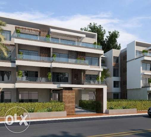 Apartment For Sale in Capital Gardens - Palm Hills