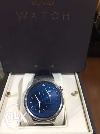 Huawei Smart Watch As New / Very Very Good Conditio / All accessories مدينة نصر -  3