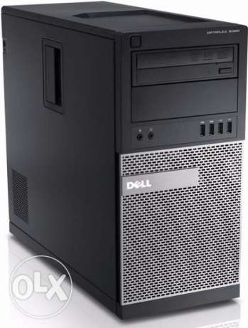 Dell Optiplex 9020 Minitower (i5/4/500) Desktop PC