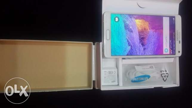 Samsung Note4 For Sale 4G 32G Use Month As New