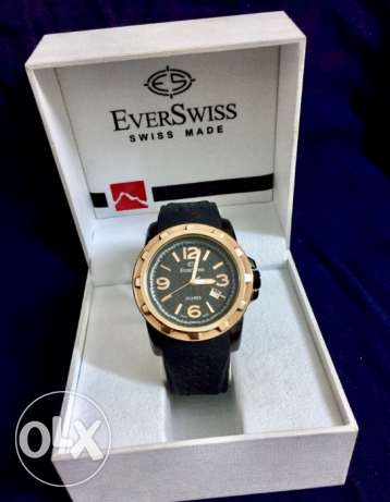 Original Swiss Made EverSwiss Brand New with Box and warranty