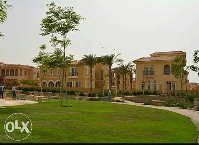 town Houses at Hyde Park New Cairo