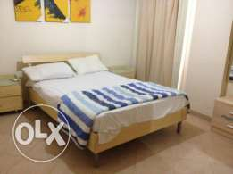 Flat with 1 bedroom in Kawthar. Shared view