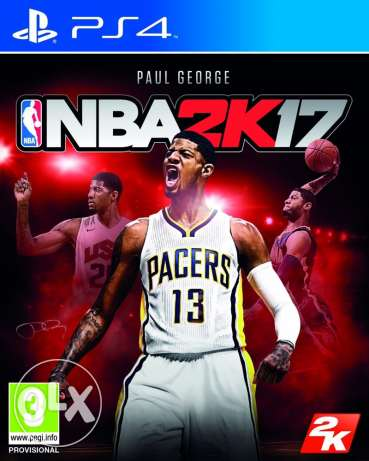Nba 2k 2017 sealed