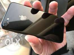 iPhone 7 256g jet black (American edition)