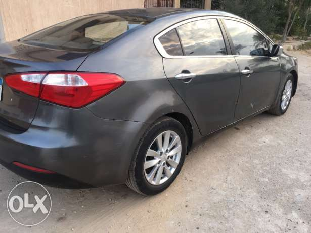 kia Cerato 2014 for sale الشيخ زايد -  3