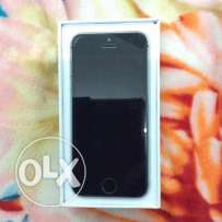 iPhone 5s not used