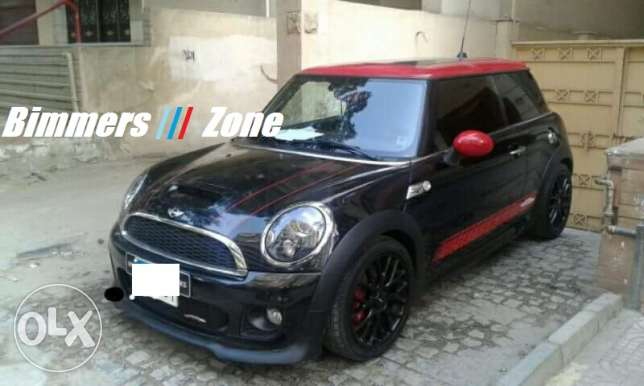 For sale Mini cooper r56 jcw 2013 مدينة نصر -  3