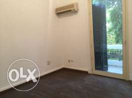 A good layout bright semi furnished flat in zamalek for rent
