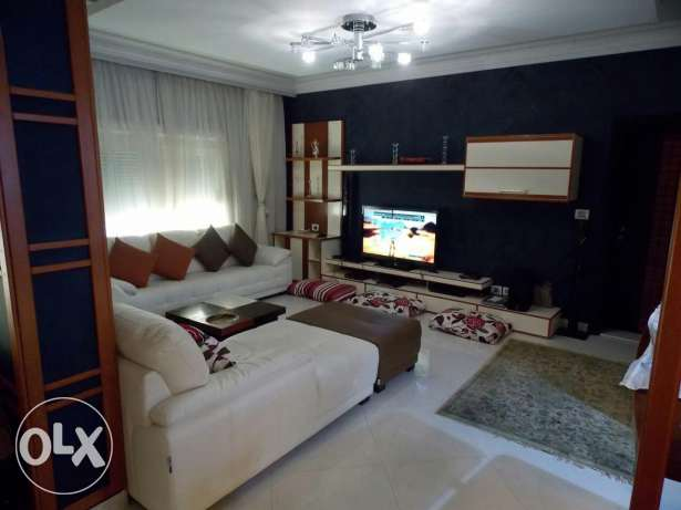 Amazing fully furnished apartment with roof in a prime location مدينة نصر -  6