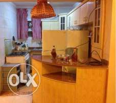 Furnished apartment for rent in Hdayek El Monadseen