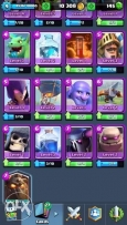 clash royal acc for sale