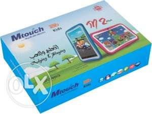 Mtouch M2 plus new جديد يوجد اخر قطعه لون بنك