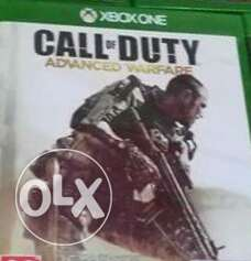 call of duty aw (used)