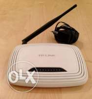 Wi-Fi Router TP-Link-WR741ND