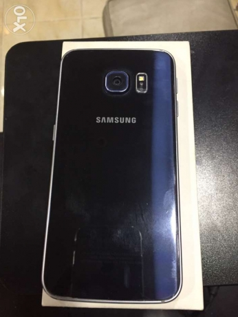 For sale Samsung s6 edge new with all accessories and box and Sam