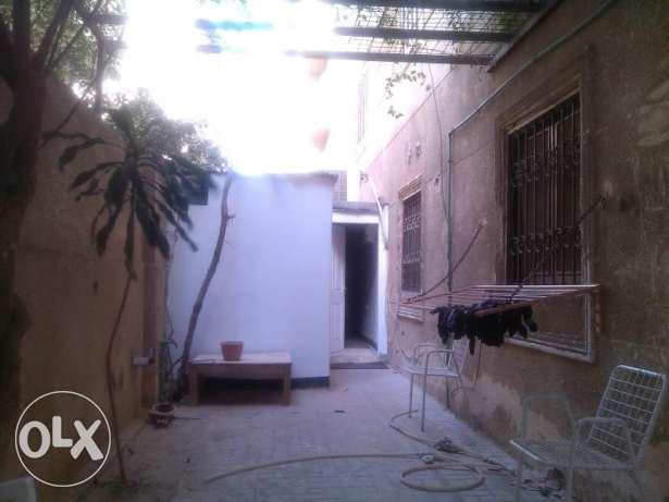 Apartments for Sale ارضي بجنينه مشطب لؤطه