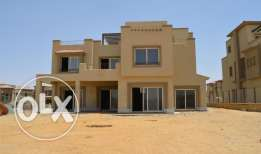 بالم هيلز قطاميه palm hills katameya villa including all fees