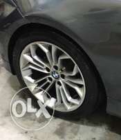 BMW 18 inch Rims without tires