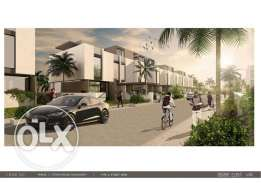 Chance for invest with fully finshed apartments & duplexs with 8 years