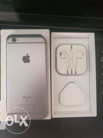 iPhone 6s 16Giga حالته ممتازه