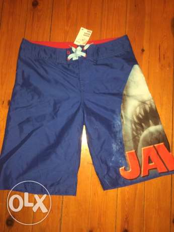JAWS swimming suit