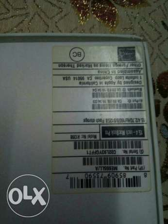 Laptop Apple الزقازيق -  7