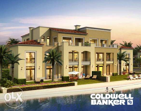 Townhouse located in North Coast for sale Marassi