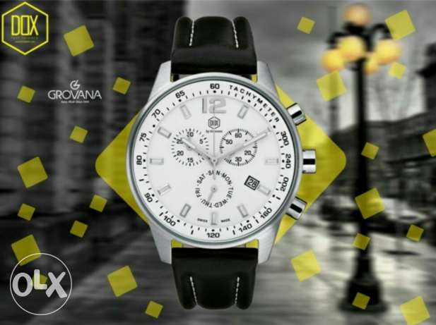 Grovana watch for men الشيخ زايد -  2