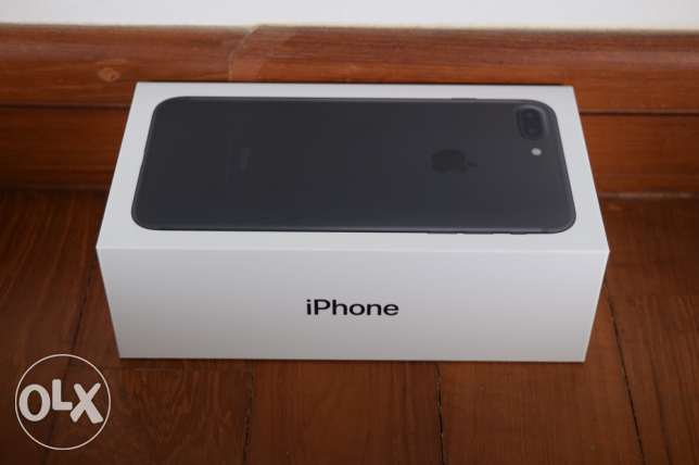 I phone 7 plus 128 sealed
