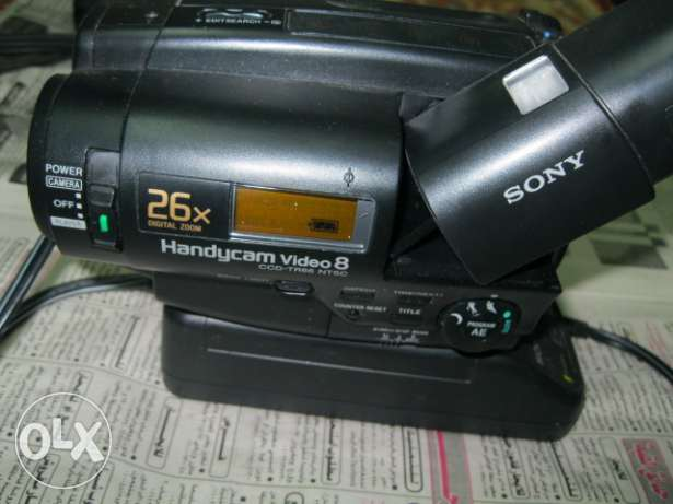 SONY Camcorder Like New القاهرة - أخرى -  1