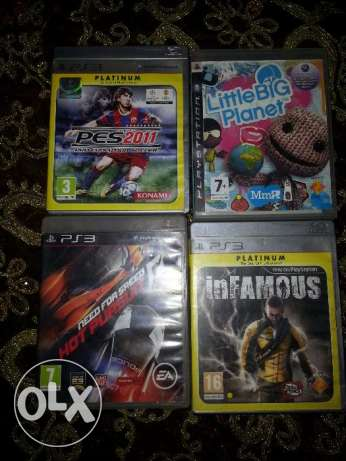 Cds sony ps 3 المطرية -  2