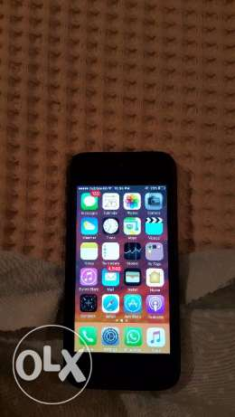 Iphone 5s for sale النزهة -  4
