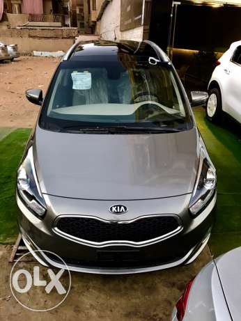 Kia Carenz 2016 Highline 11,000 Km Fabrica all in& out