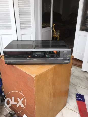 High End VHS Video Player/Recorder