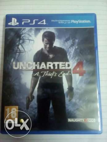 Uncharted 4 for sell