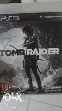 tomb raider arabic edition ps3 الحلمية -  1