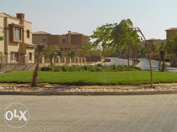 Villa Twin House 597 m2– Palm Hills Kattameya – New Cairo القاهرة الجديدة -  1