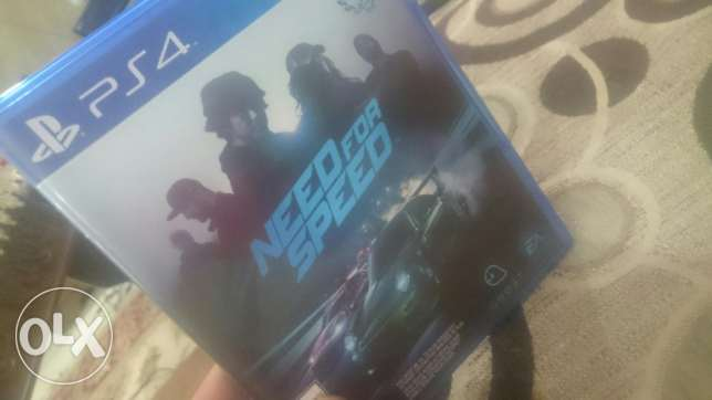 Need for speed Playstation 4 مدينة نصر -  1