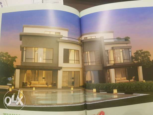 Villa for sale 600000 over 5 years delivery 2019