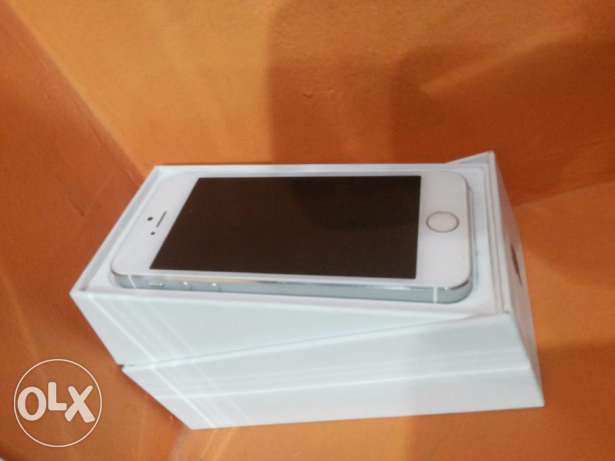 apple iphone -5s -64 giga {new} I استخدام تجربه وارد الخارج