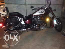 Honda Shadow 750 cc 2001