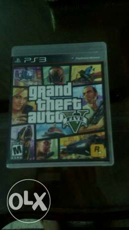 Gta v for sale ps3