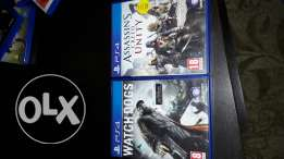 watch dogs and assasin creedunity bundle