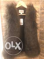 Brand New Forever 21 Fur Vest from the US- with tags