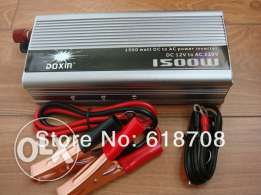 inverter 12v to 220v 1500 wat