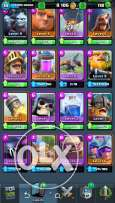Arena 10 Clash royale account