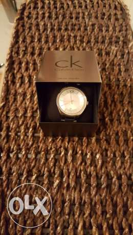 CK watch Swiss made سموحة -  3